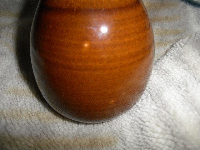 @@ 九州の焼きもの 高取焼 一輪挿し 茶道具 華道 高取の銘あり 飴釉の魅力  口径2cm 高さ16.3cm_くぼみ有