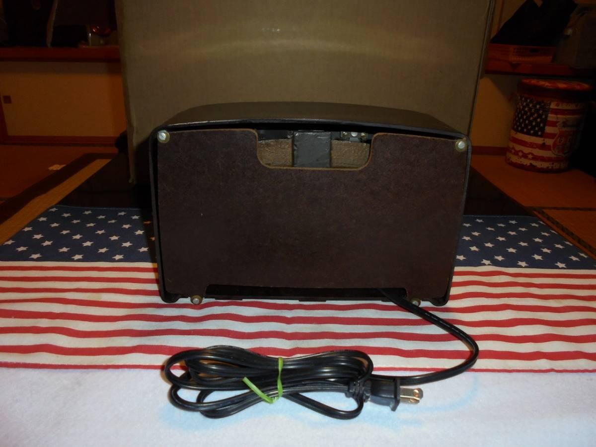 米国 EMERSON社 MODEL 507 ミッドセンチュリーデザインラジオ_画像5