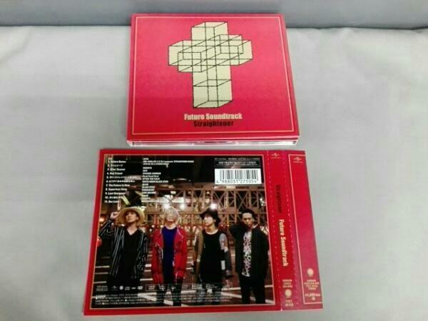STRAIGHTENER CD Future Soundtrack(初回限定盤)(DVD付)_画像1