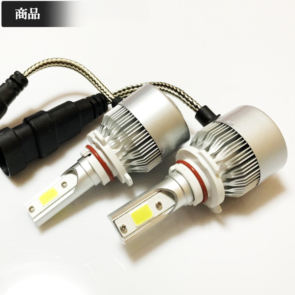 トヨタ◆爆光LEDフォグランプ 6000k HB4/9005 7600LM◆オーパ H14.6~H17.8 ACT/ZCT10系 専用_画像2