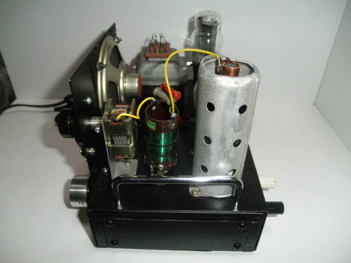 ジャンクで作った 真空管ラジオ・並3(0V1)_画像3