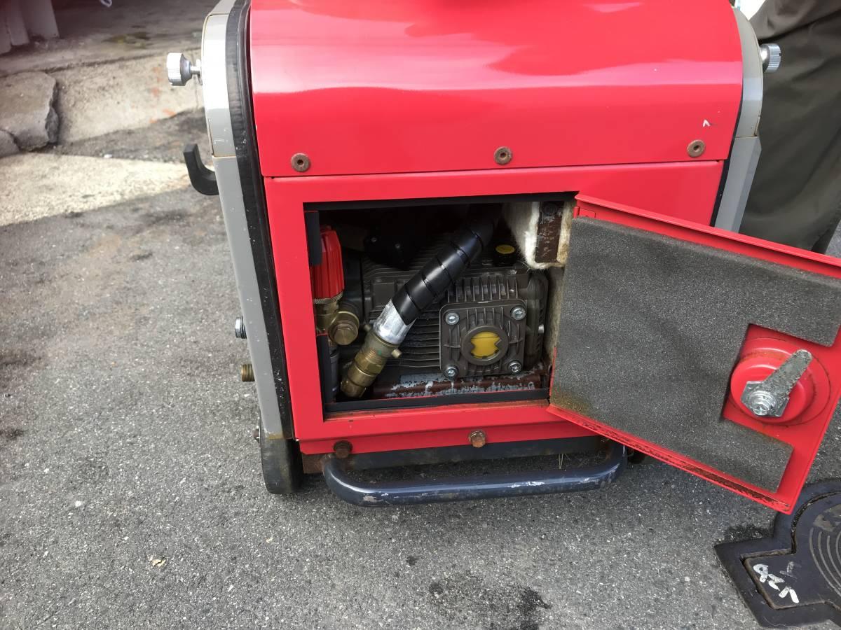 ガソリンエンジン洗浄機_画像8