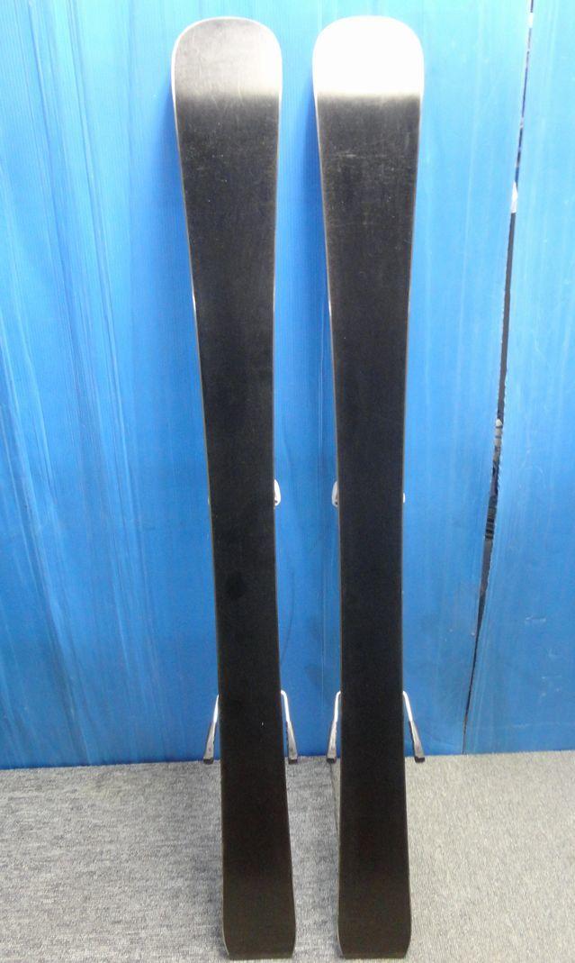 【YU468】PURECONSCIOUS ピュアコンシャス ジュニアスキー板ビンディングセット 全長95.5cm ピンク ハート スポーツ ウィンター スキー場 _画像2