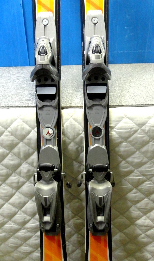 【YU505】DYNASTAR ダイナスター スキー板 ビンディングセット Driver X07 LOOK AIS 全長約159cm SKI スポーツ_画像4