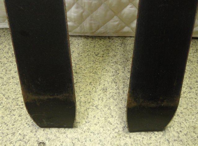 【YU505】DYNASTAR ダイナスター スキー板 ビンディングセット Driver X07 LOOK AIS 全長約159cm SKI スポーツ_画像10
