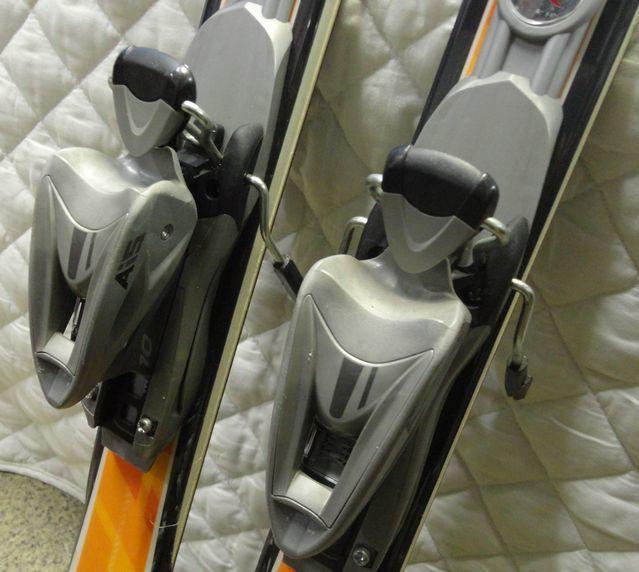 【YU505】DYNASTAR ダイナスター スキー板 ビンディングセット Driver X07 LOOK AIS 全長約159cm SKI スポーツ_画像6