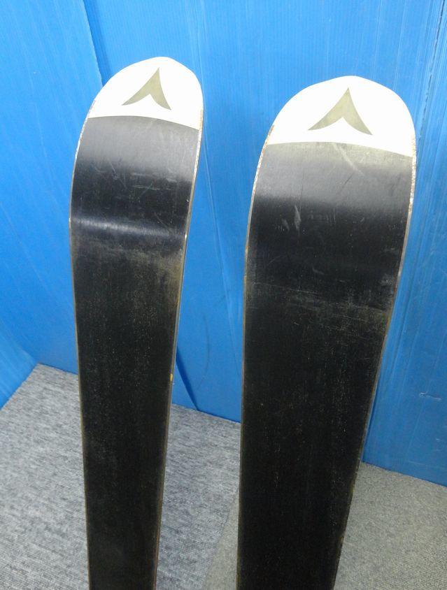 【YU505】DYNASTAR ダイナスター スキー板 ビンディングセット Driver X07 LOOK AIS 全長約159cm SKI スポーツ_画像9