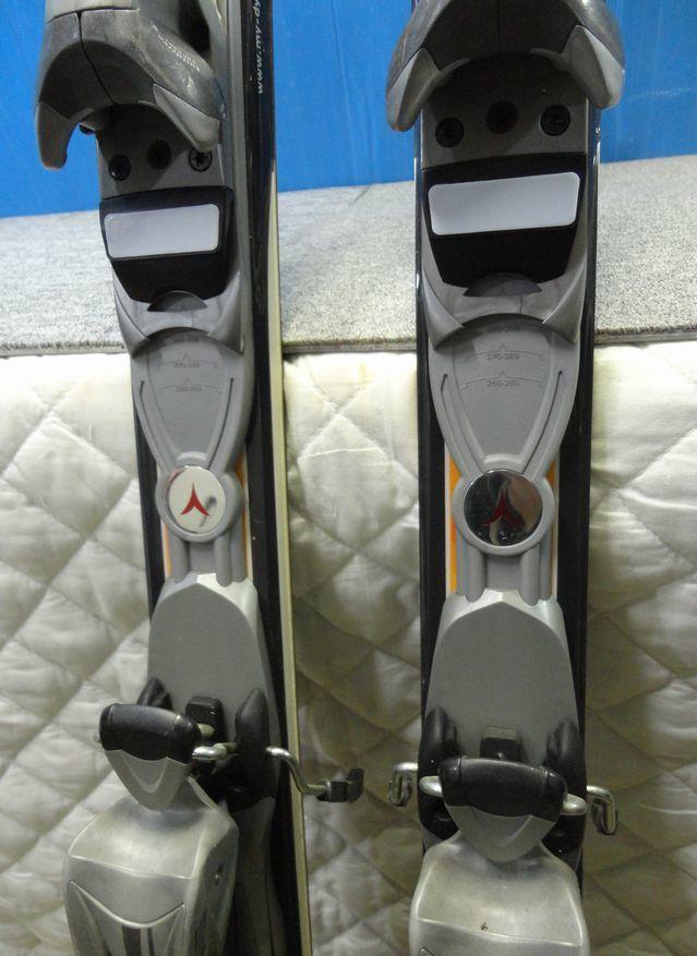 【YU505】DYNASTAR ダイナスター スキー板 ビンディングセット Driver X07 LOOK AIS 全長約159cm SKI スポーツ_画像7