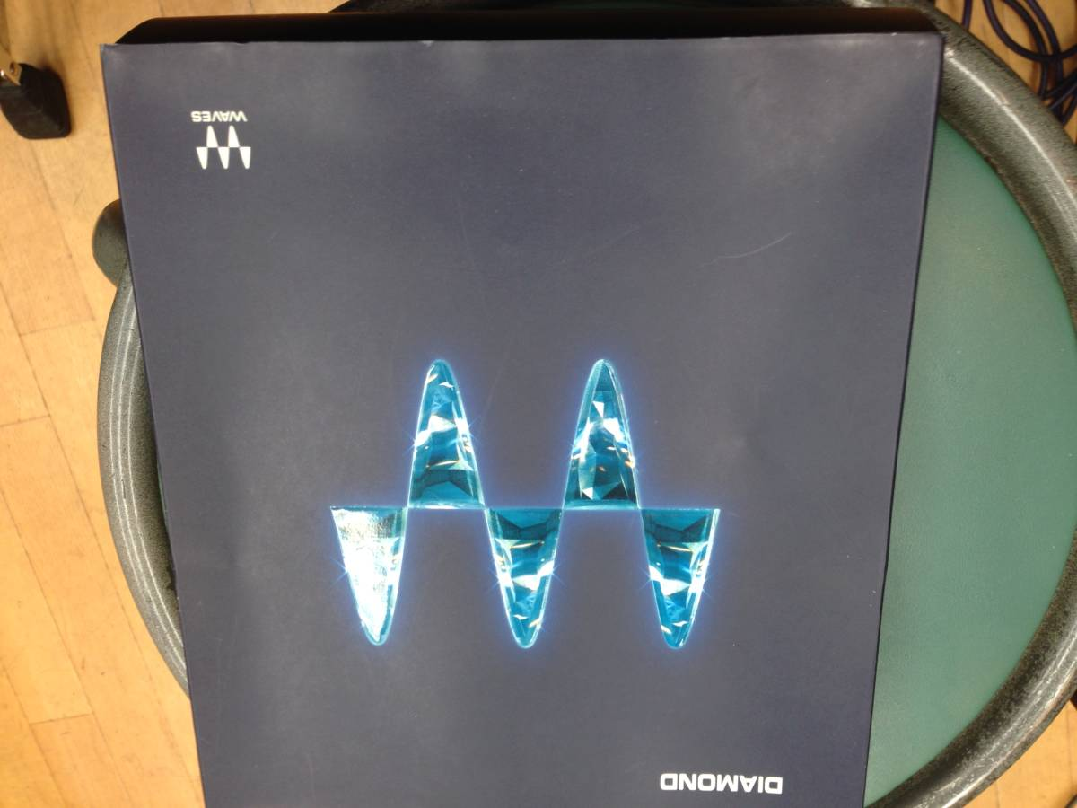 【送料無料】WAVES Diamond Native SoundGrid 新品 箱潰れ