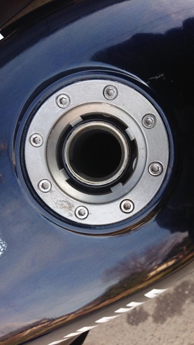 ヤマハ FZR250 2KR エンジン始動 書類あり 低走行 貴重_画像9