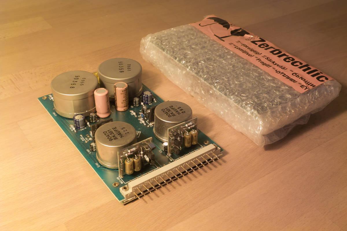 Neumann V472-2 ステレオマイクプリ 2枚セット! 合計4ch 本格ビンテージノイマンサウンド Eurocard規格 本場ヨーロッパから送料無料!