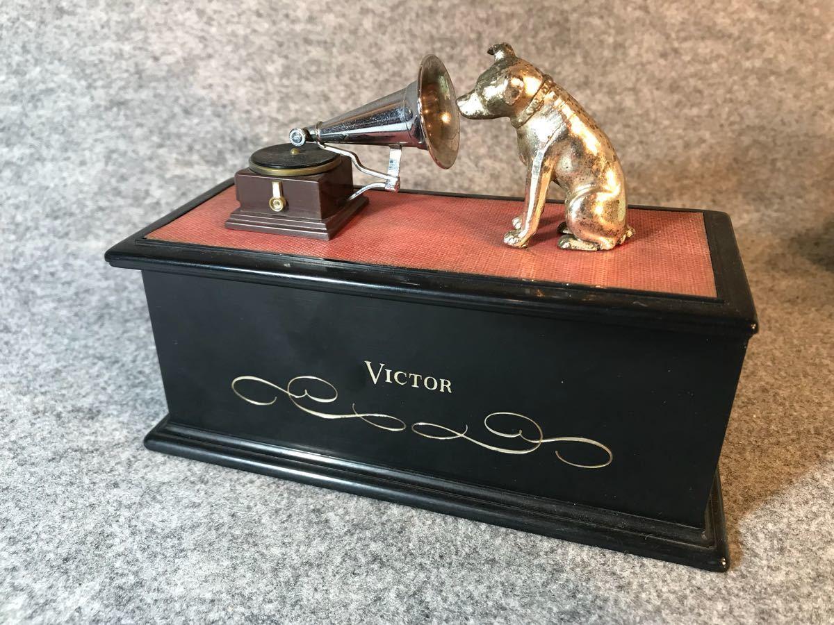 Victor ビクター ニッパー トランジスタラジオ 6H-133 ブラック×レッド MW540-1600KC 卓上ラジオ ジャンク 昭和レトロ 販促品