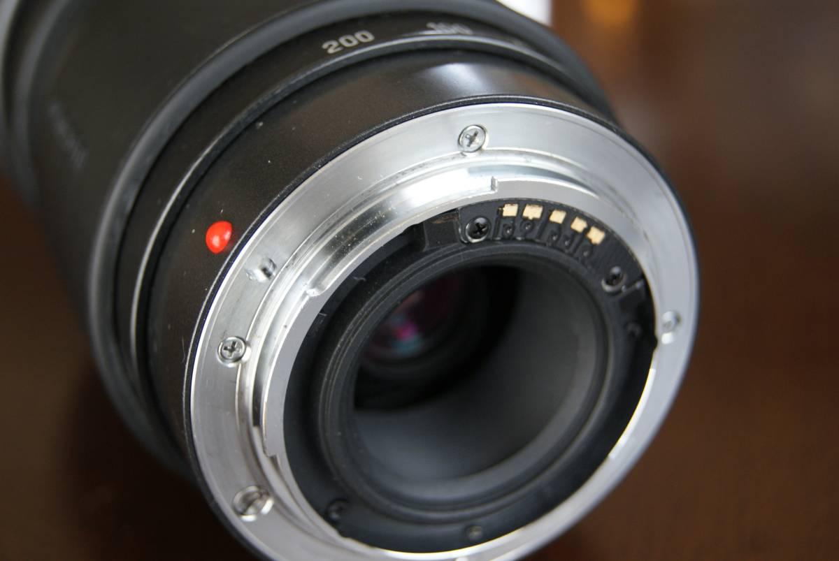 タムロン tamron AF ASPHERICAL 28-200mm 3.8-5.6 Φ72_画像4
