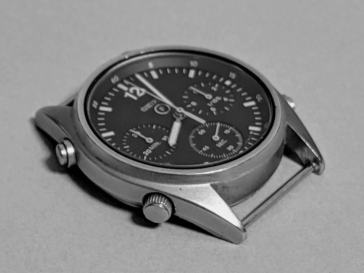 SEIKO RAF Gen1 セイコー クロノグラフ 7A28-7120_画像6
