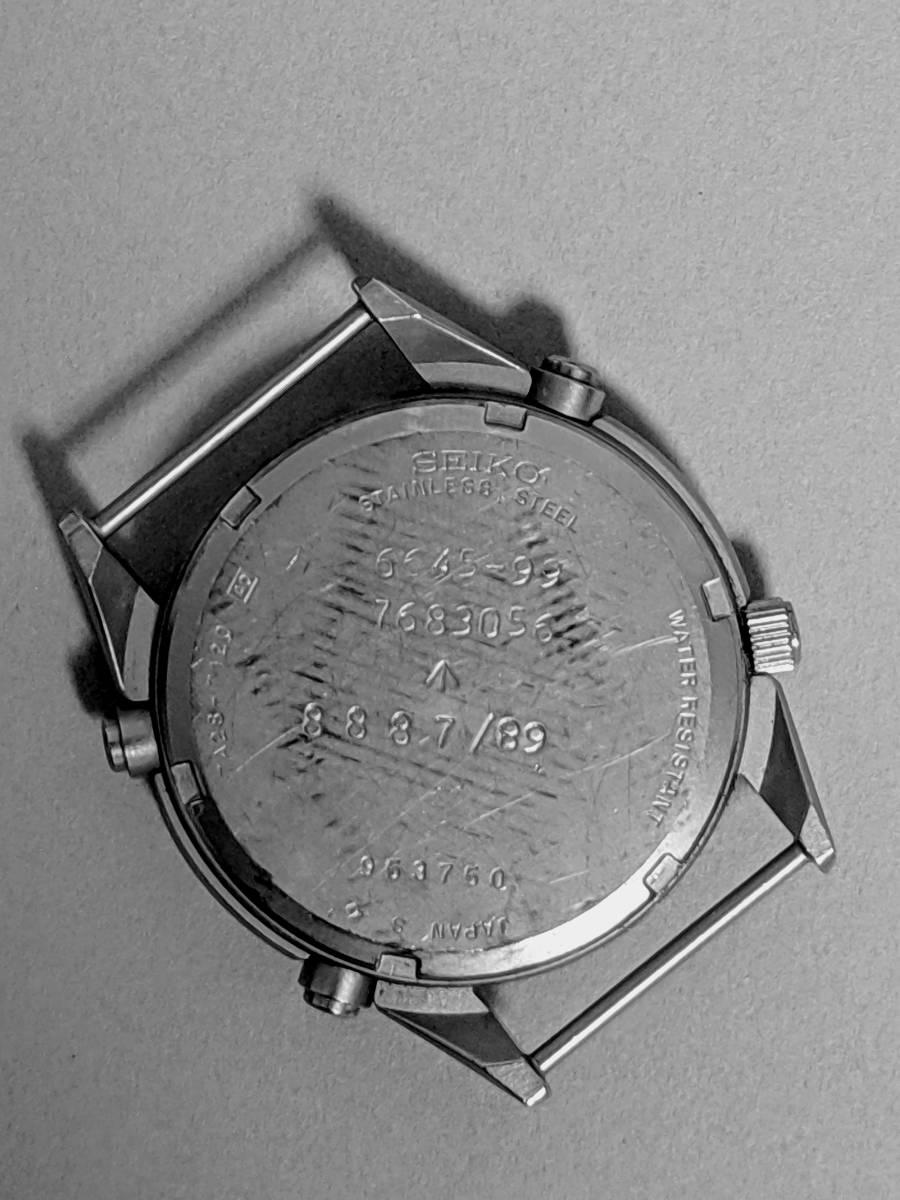 SEIKO RAF Gen1 セイコー クロノグラフ 7A28-7120_画像2