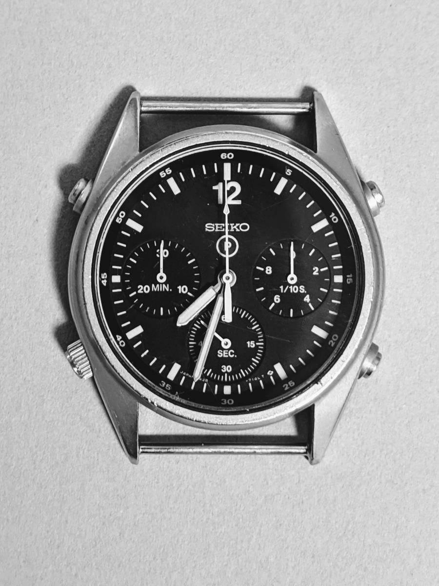 SEIKO RAF Gen1 セイコー クロノグラフ 7A28-7120