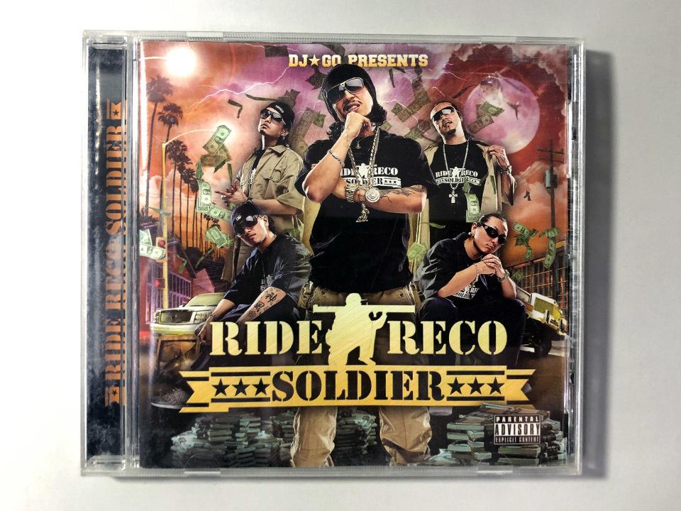 ◇【CD】RIDE RECO SOLDIER / DJ GO PRESENTS RIDE RECO SOLDIER / DS455 BIG RON