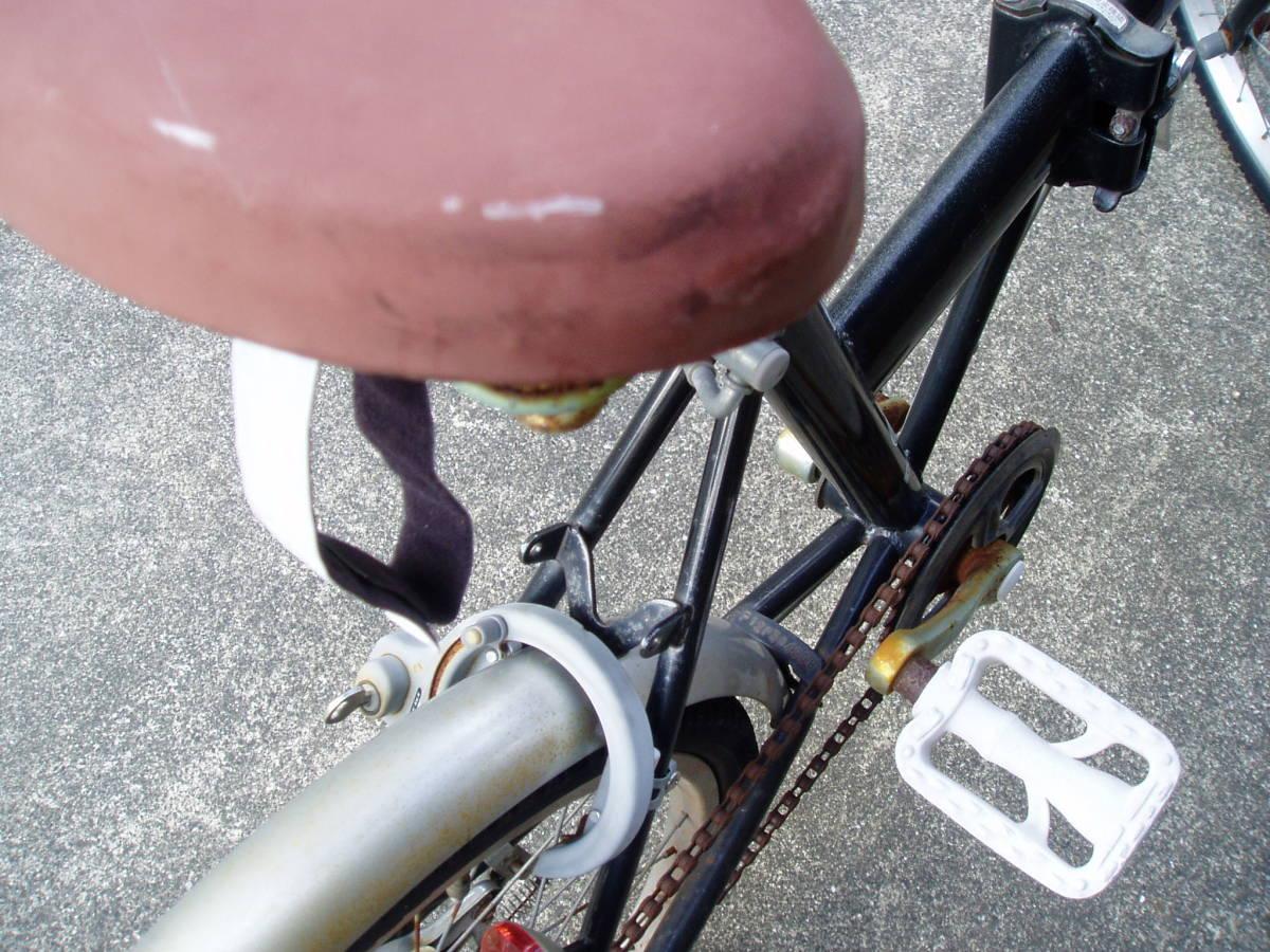 ★折畳自転車 SOUTHRN PORT (20インチ:正常走行)_画像5