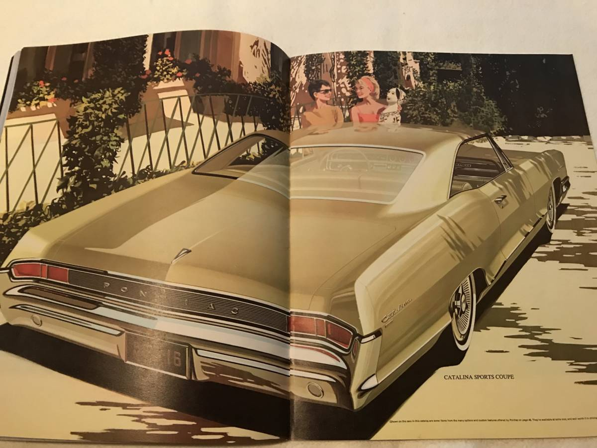 ■  1965 ポンティアック 総合カタログ ■ PONTIAC GM アメ車_画像4
