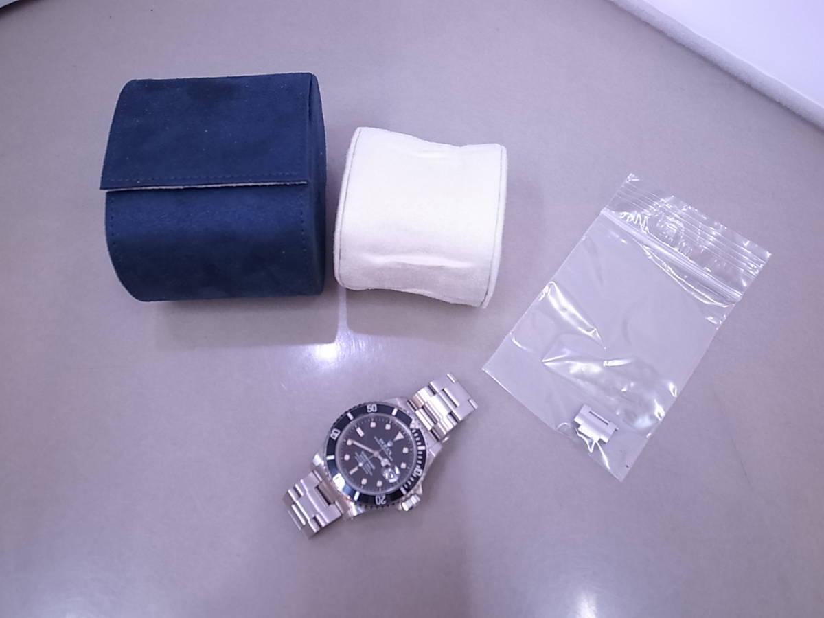 ◆◇ROLEX ロレックス サブマリーナ 16610 E番 自動巻き メンズ 腕時計◇◆_画像1