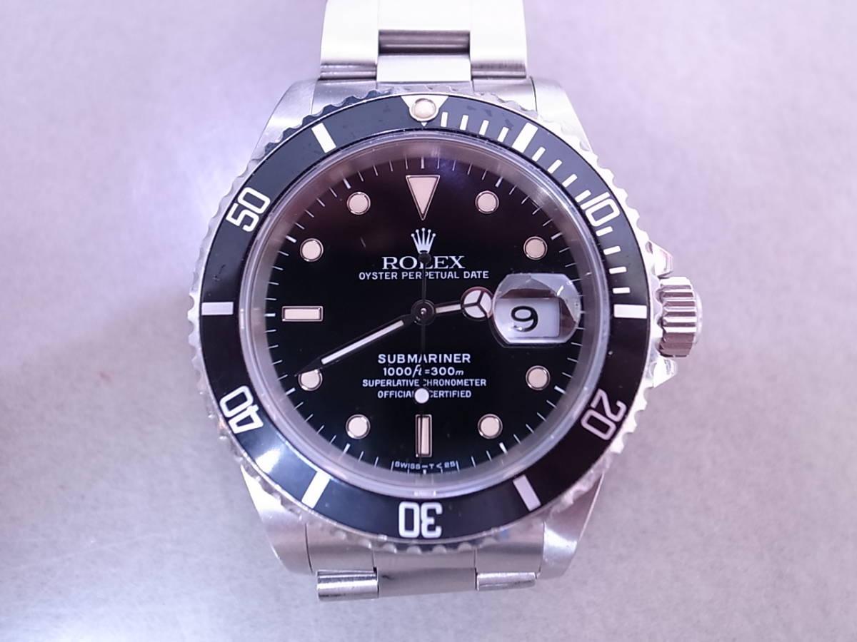 ◆◇ROLEX ロレックス サブマリーナ 16610 E番 自動巻き メンズ 腕時計◇◆_画像2