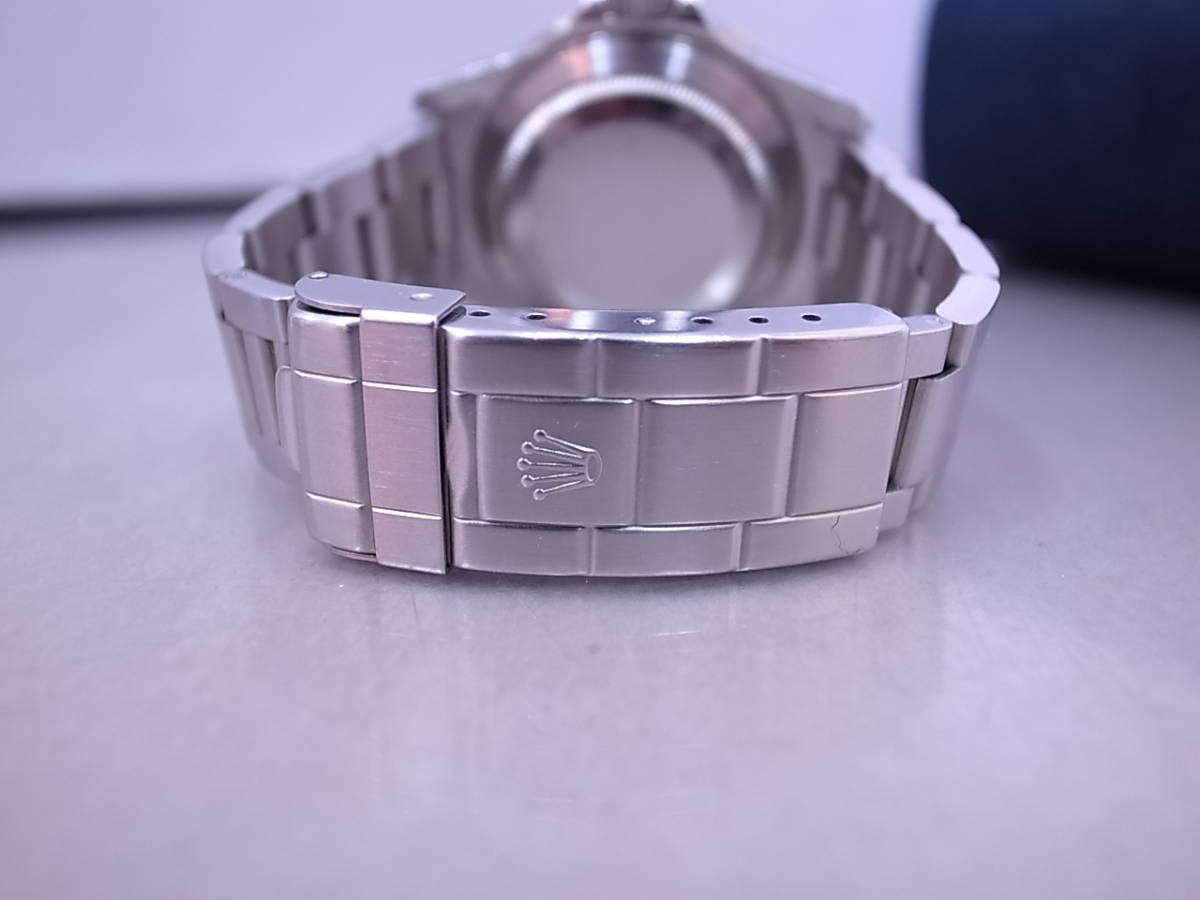 ◆◇ROLEX ロレックス サブマリーナ 16610 E番 自動巻き メンズ 腕時計◇◆_画像5