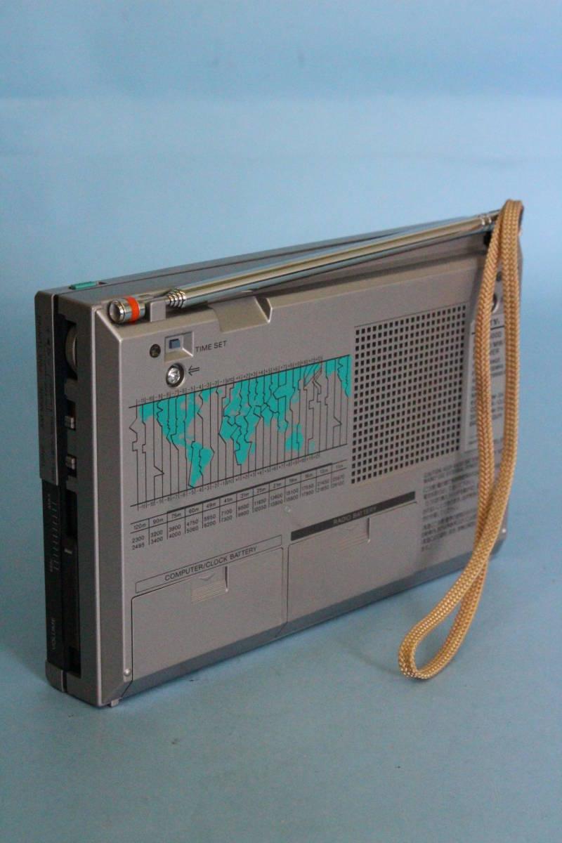 SONY ソニー ICF-7600D ラジオ (AM可 FM可 その他未チェック ジャンク)_画像10