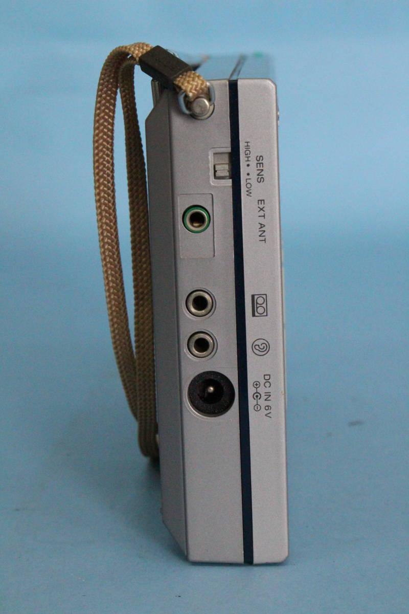 SONY ソニー ICF-7600D ラジオ (AM可 FM可 その他未チェック ジャンク)_画像8