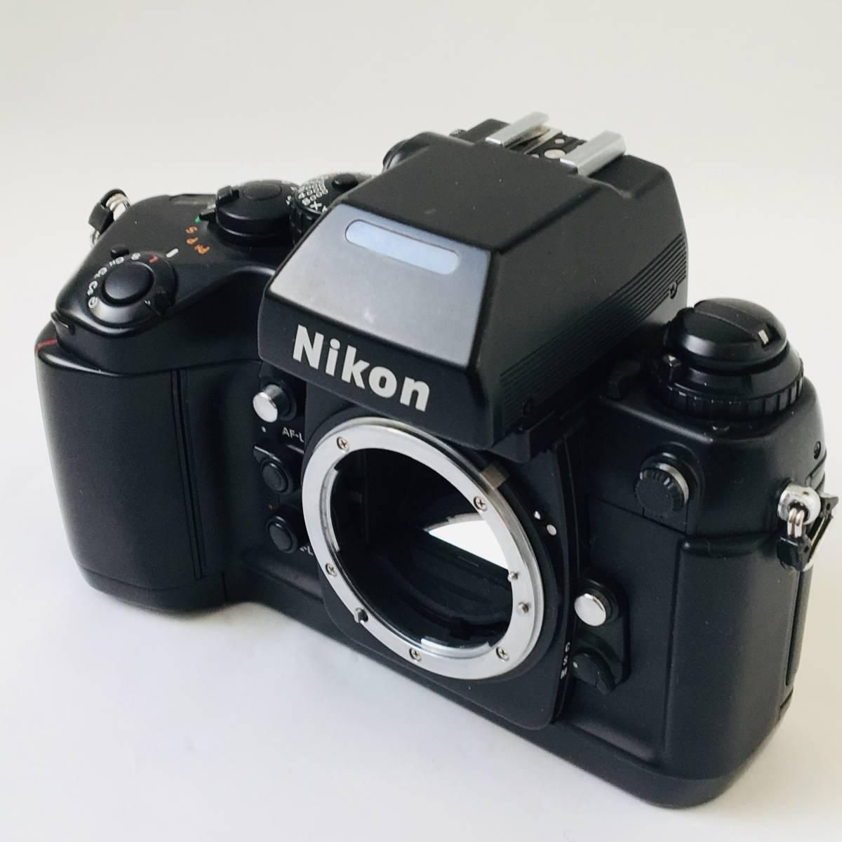 Nikon F4 MADE IN JAPAN_画像2