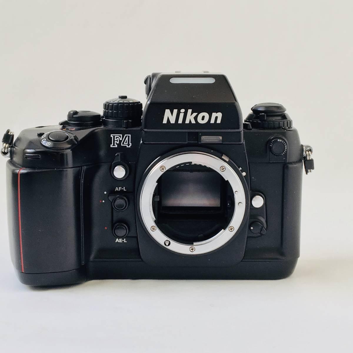 Nikon F4 MADE IN JAPAN_画像3