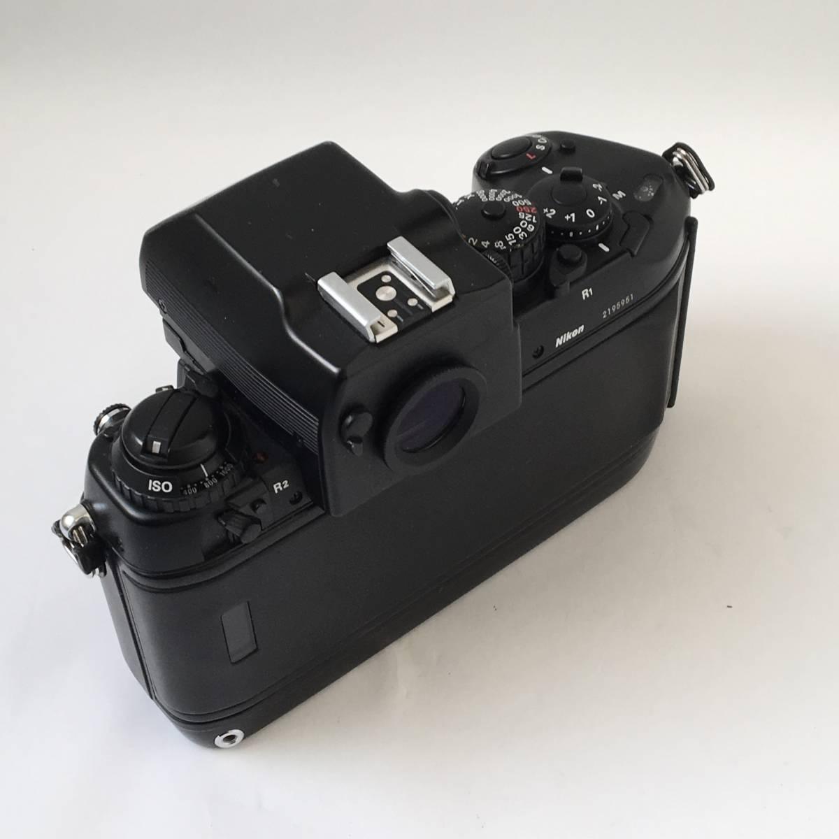 Nikon F4 MADE IN JAPAN