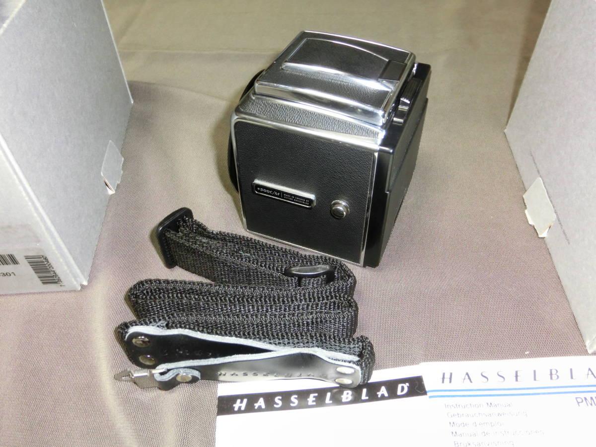 ハッセル 大幅値下げ ボディー500CM.ARマガジン新品同、PME51、レンズCF50ディスタゴン新品 _画像9