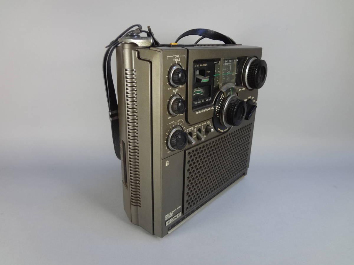 ● SONY ICF-5900 スカイセンサー ●_画像2