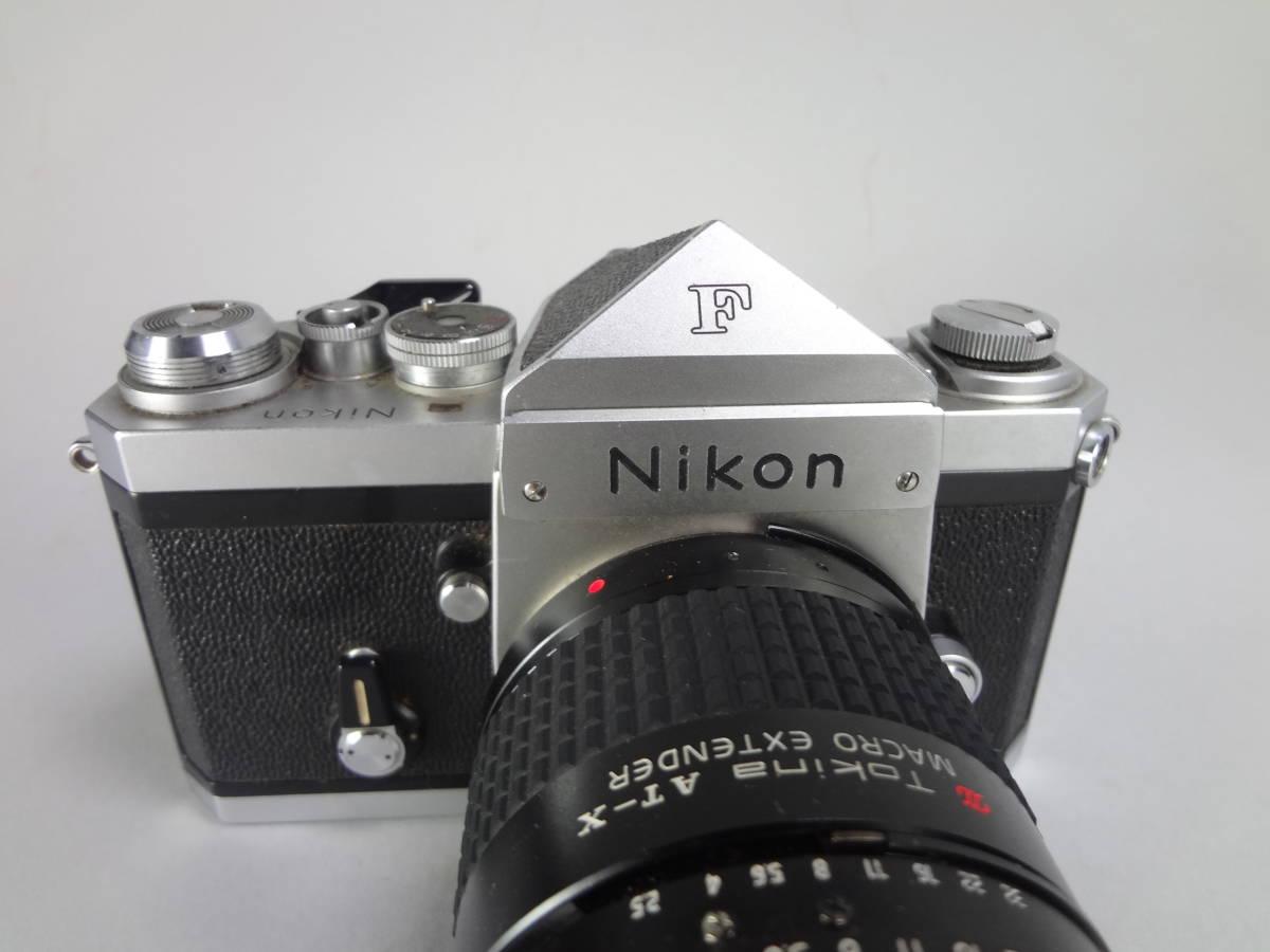 ● ニコンF ●Tokina AT-X 90mm 1:2.5●Nikon F●_画像2