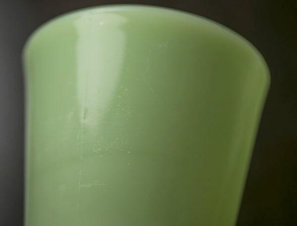 ファイヤーキング マグ ジェダイ Dハンドル 耐熱 ミルクグラス コーヒー アメリカ ビンテージ_画像5