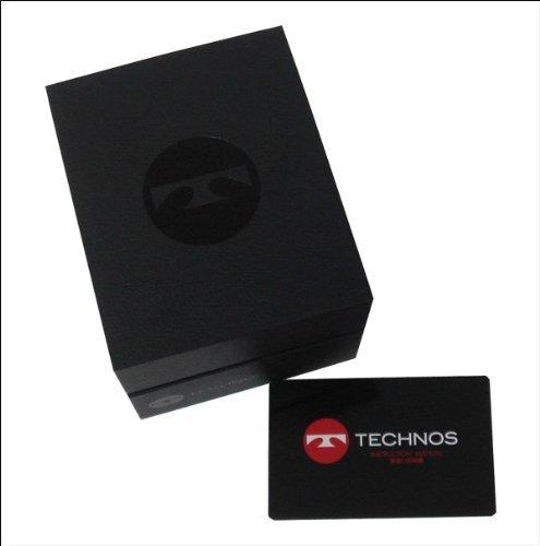 送料無料新品テクノスTECHNOS TSM401SN正規品メンズ クロノグラフ ブルー_画像4