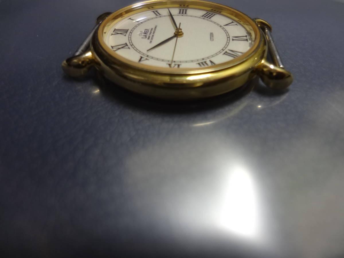 □■ CITIZEN CLUB LA MER urban traditional ■シチズン クラブ ラ メール メンズ 腕時計 4631-E66688 TA ジャンク ■ANTIMAG.4800_画像4