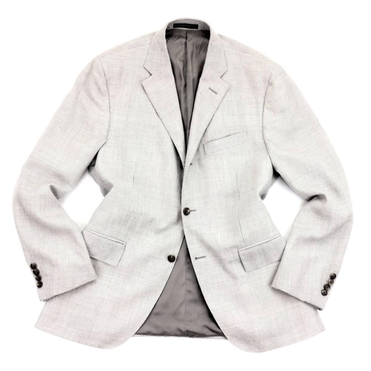 驚愕のカシミヤ100%◎!!! ラルフローレン 秋冬 イタリア製 最高級カシミヤ100%を贅沢に使用した!贅を極めた極上ジャケット 42 XL程度