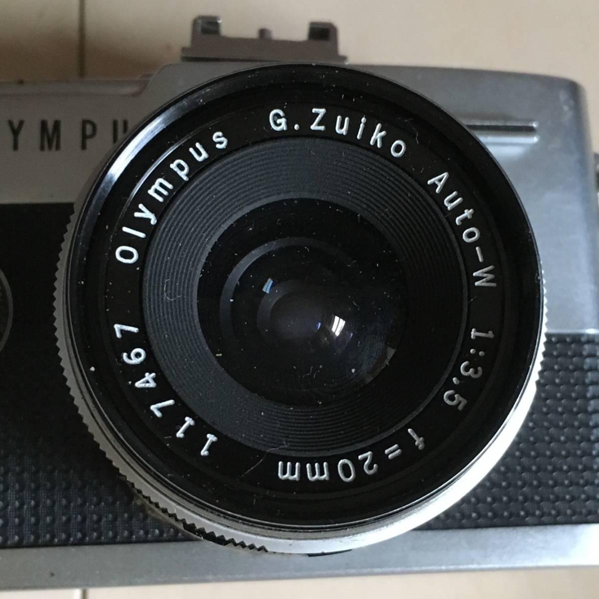 オリンパス OLYMPUS PEN F カメラ ジャンク_画像4