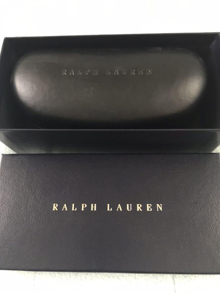 RALPH LAUREN ラルフローレン サングラス レディース ブラウン_画像4