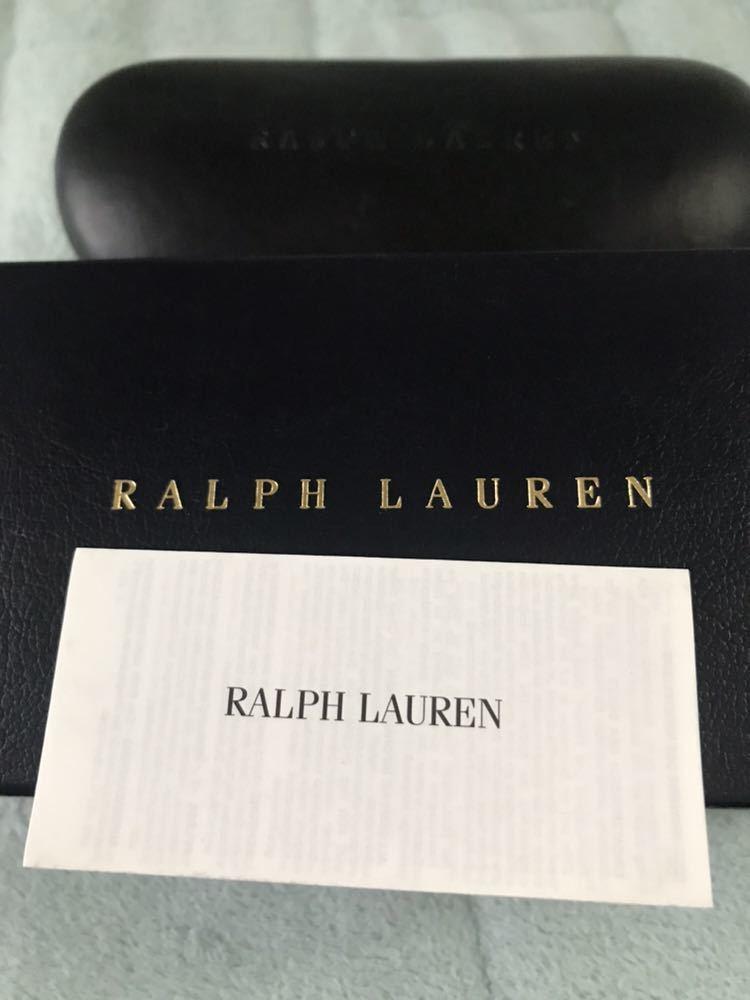 RALPH LAUREN ラルフローレン サングラス レディース ブラウン_画像5