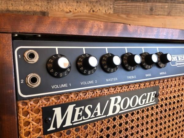 貴重!! 動作良好 MESA BOOGIE MARK1 REISSUE マーク1 100/60W 真空管ギターコンボアンプ ハードウッド仕様 MARKI メサブギー 中古_画像8