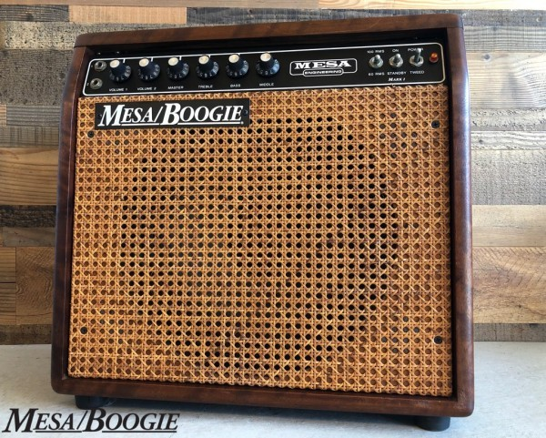 貴重!! 動作良好 MESA BOOGIE MARK1 REISSUE マーク1 100/60W 真空管ギターコンボアンプ ハードウッド仕様 MARKI メサブギー 中古_画像1