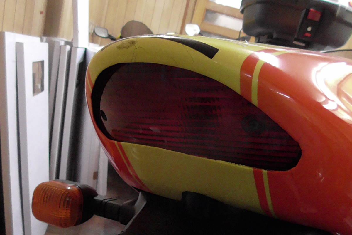 ドカティ SS900 カスタム車両です _画像7