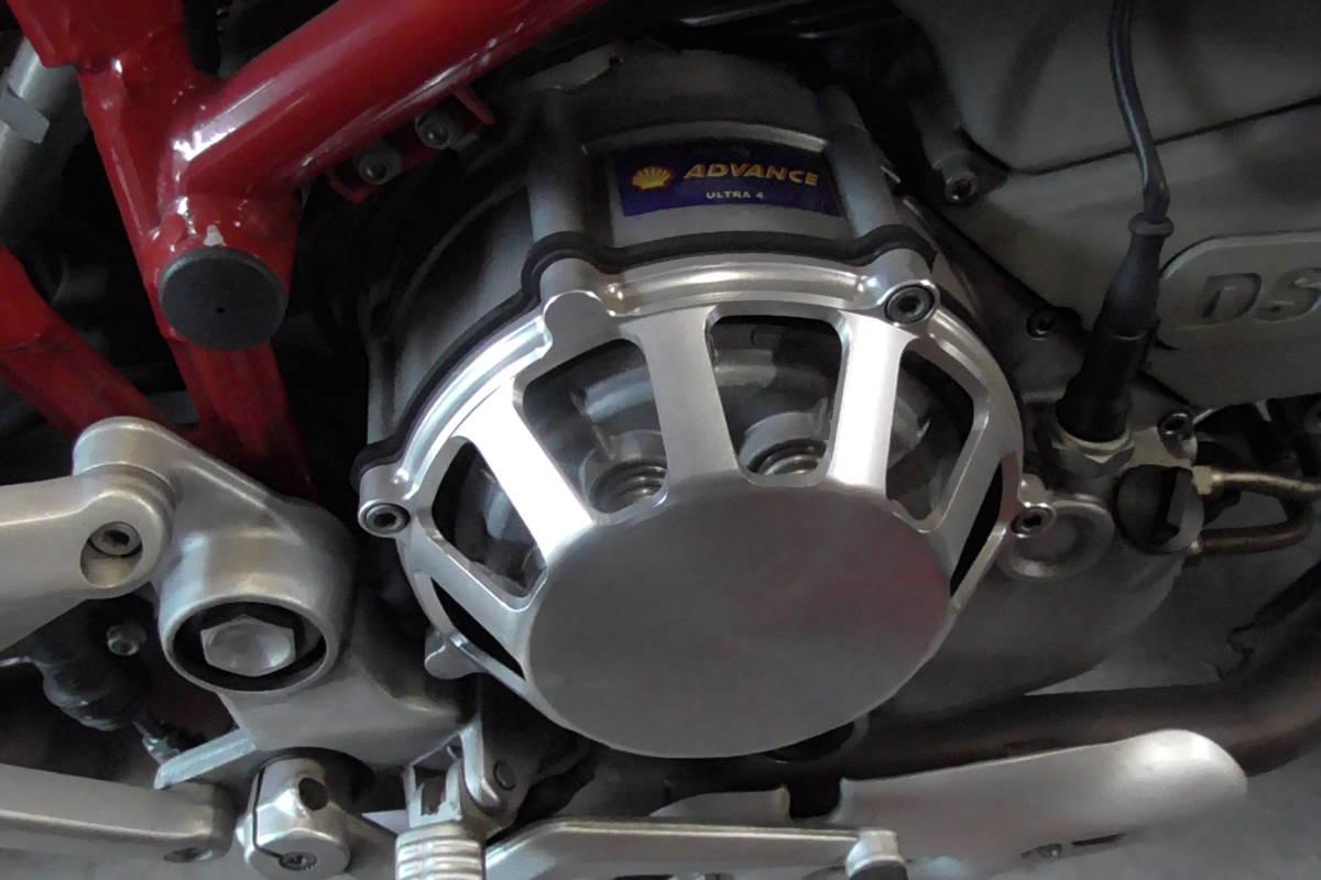ドカティ ムルティストラーダ 1000DS エンジン不動です。 _画像7