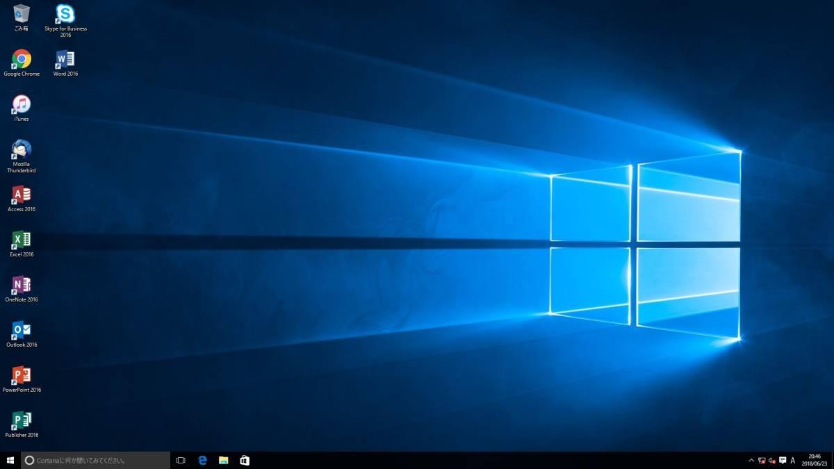 新品ケース 自作Sharkoon i7-2600 3.40GHz x8スレッド 16GB■SSD120GB+大容量HDD:2000GB Windows10 Pro Office2016 HD 5700_画像8