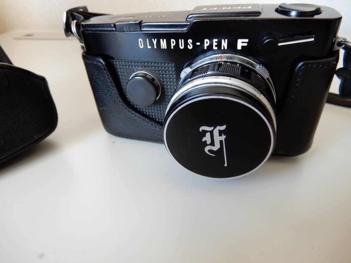 ★☆オリンパス Olympus PEN FT F.ZUIKO Auto-S 38mm 1:1.8☆★_画像9