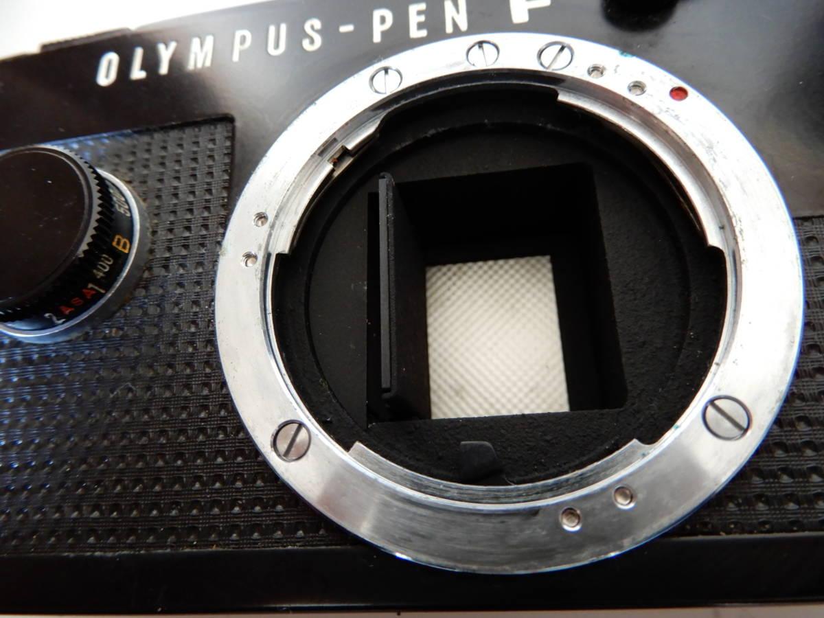 ★☆オリンパス Olympus PEN FT F.ZUIKO Auto-S 38mm 1:1.8☆★_画像6