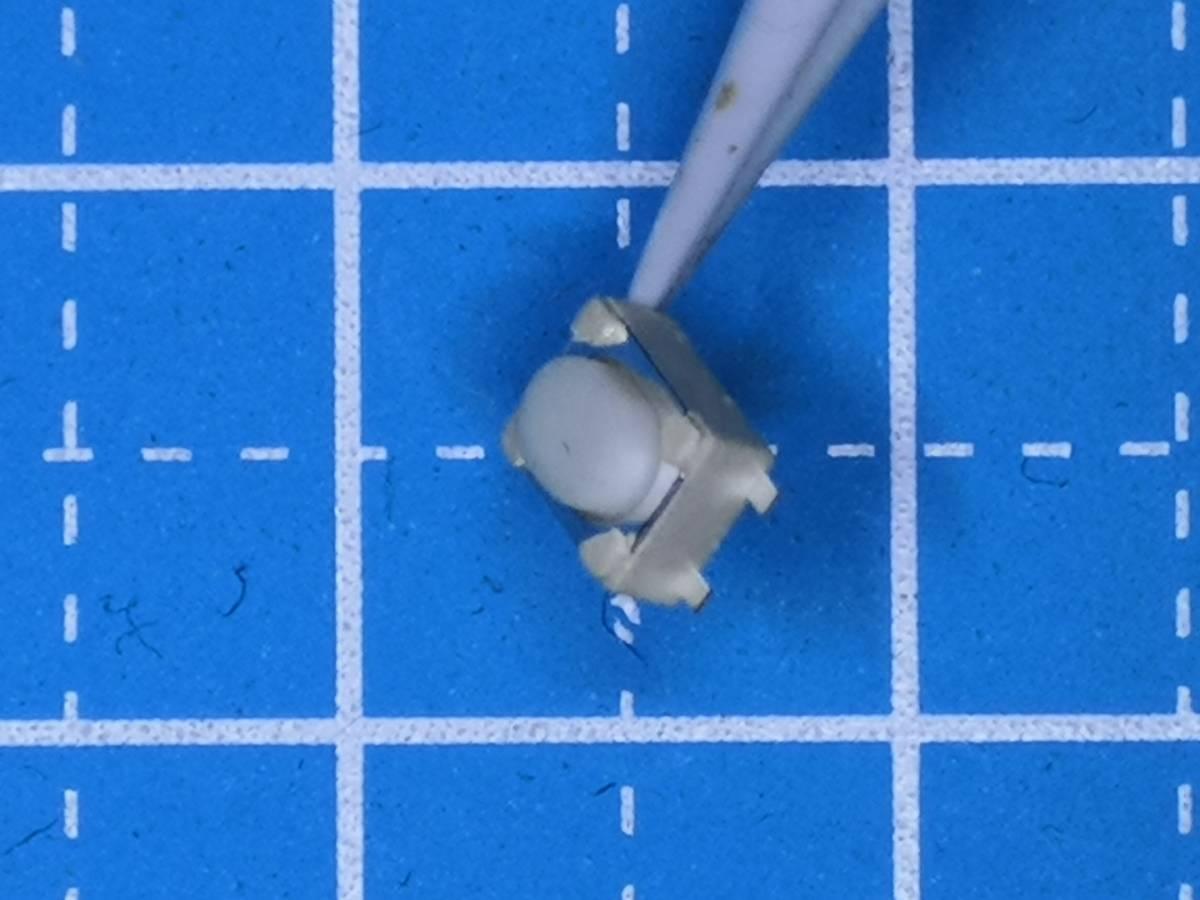 No2 4.4mm×3.3mm厚さ2.4mmタクトスイッチ押している間オン(クリック感有)2個1組送料全国一律普通郵便63円_画像5
