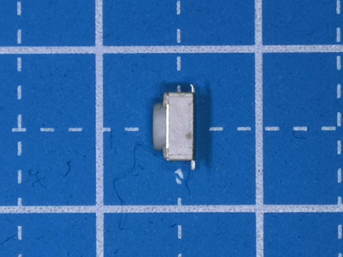 No2 4.4mm×3.3mm厚さ2.4mmタクトスイッチ押している間オン(クリック感有)2個1組送料全国一律普通郵便63円_画像3